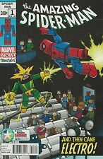 AMAZING SPIDERMAN #1 DCD RETAILER SUMMIT MARVEL MINIMATES VARIANT NM