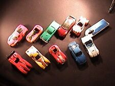 Great Lot of 11 hot wheels 91-101 see list for details