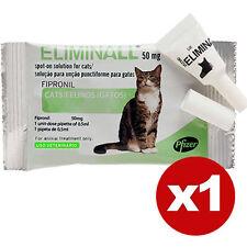 ELIMINALL ANTIPARASSITARIO - GATTI (Generico FRONTLINE) - 1 PIPETTA