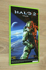 Old Xbox promo Ad Page Poster Flyer Halo 2 Voodoo Vince Sonic Heroes etc