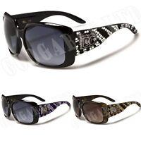 D.G Womens Ladies Vintage Celeb Rhinestone Sunglasses Fashion Black 737 UV400