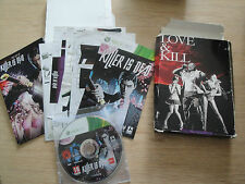 Killer Is Dead - Fan Edition (Microsoft Xbox 360, 2013, Collectors, Limited)