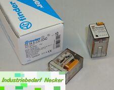 55.34.8.230.0040 - Finder Print Relais 230V AC 4xUM 7A