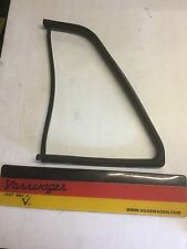 VW GOLF JETTA MK2 5DR GENUINE REAR PASSENGER LEFT DOOR WINDOW QUARTERLIGHT SEAL