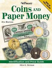 Warman's Coins And Paper Money: Identification and Price Guide-ExLibrary