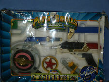 POWER RANGERS ZEO 7 IN ONE BLASTER BOXED 78