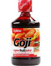 Optima Health Goji Juice with Oxy3 500ml