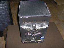 Batman Arkham Knight COLLECTOR'S EDITION STATUE FIGURE - PS4 OUTER BOX & SLEEVE