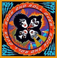 KISS ROCK AND ROLL OVER CD