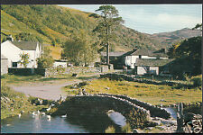 Cumbria Postcard - Watendlath Bridge, Borrowdale, Nr Keswick   A6927