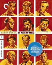 12 Angry Men (The Criterion Collection) [Blu-ray] BRAND NEW SEALED REGION A