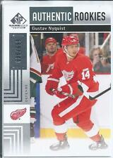 Gustav Nyquist  11/12 SP Game Used  #175  Authentic Rookies SP RC  /699