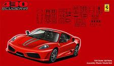 Fujimi RS-55 1/24 Ferrari F430 Scuderia Rare from Japan