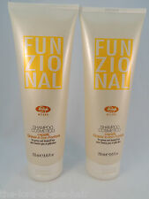 LISAP MILANO FUNZIONAL SHAMPOO FOR GREASY AND DANDRUFF HAIR 2 X 250ml