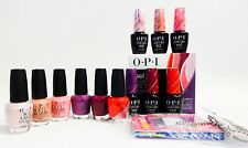 OPI NEW ORLEANS GelColor Kit # 1 + Nail Polish N51-N57  ~ 12 Matching Colors~