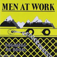 Men At Work - Business As Usual - CD NEW + 4 Bonus Tracks & SEALED