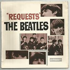 THE BEATLES - REQUESTS...MONO  EP... Made In NewZealand NZ