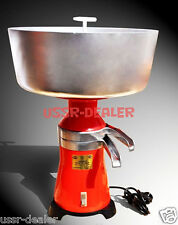 MILK CREAM ELECTRIC SEPARATOR 100L/H #15 METAL+PLASTIC 110V USA/CA PLUG