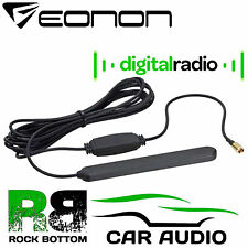 DAB Car Radio Glass Mount Aerial Antenna for Eonon Stereo with SMB Connector
