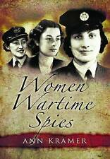 Women Wartime Spies by Ann Kramer (Hardback, 2011)