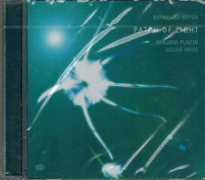 CD Bernhard Meyer, Claudio Puntin, Julius Heise ‎– Patch Of Light  ,NEU OVP,Rar