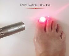 LNH PRO 50 COLD LASER LLLT TOENAIL / FINGERNAIL FUNGUS THERAPY ALSO PAIN RELIEF