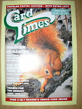 CARD TIMES MAGAZINE FORMERLY CIGARETTE CARD MONTHLY No 166 MAY 2004