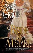 BRIDE BY MISTAKE [9780425245798] - ANNE GRACIE (PAPERBACK) NEW