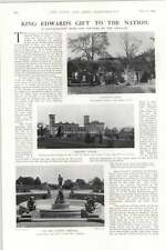 1903 Soldiers Swimming Baths At Aldershot Osborne House Convalescent Gift