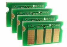 4 Color Toner Reset Chips for use in Dell H625cdw, H825cdw, S2825cdn - Refill
