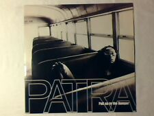 """PATRA Pull up to the bumper 12"""" USA 5 TRACKS COME NUOVO LIKE NEW!!!"""