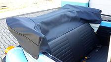 Abdeckhülle Persenning VW Käfer 1303 Cabrio schwarz,neu