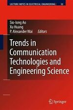 Lecture Notes in Electrical Engineering Ser.: Trends in Communication...
