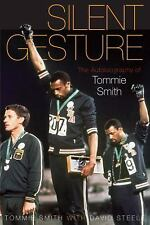 Silent Gesture: The Autobiography of Tommie Smith (Sporting)-ExLibrary