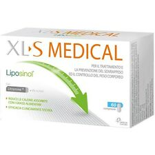 XLS Medical Liposinol Cattura Grassi 60 compresse