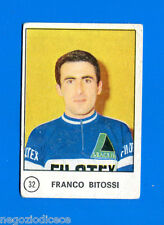 CICLOSPORT - Folgore 1967 -Figurina-Sticker n. 32 - FRANCO BITOSSI -New