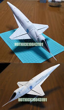 3D Paper Model Kit 2001: A Space Odyssey Orion Ⅲ Space Clipper DIY Handcraft
