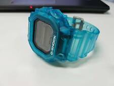 Vintage G-Shock Jelly Sea Blue Lumines Transparent Custom Solar GWX GXW GX-56 M6