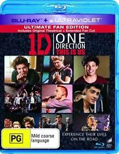 One Direction - This Is Us (Blu-ray ONLY, 2013)