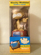 FUNKO FAMILY GUY EVIL MONKEY SERIES 2 BOBBLE HEAD WACKY WOBBLER RARE BRAND NEW