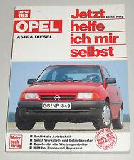 Reparaturanleitung Opel Astra F 1,7 liter Diesel / Turbodiesel ab 1991