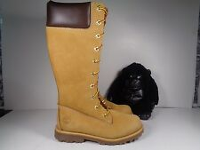 BABIES TIMBERLAND ASPHALT TRAIL CLASSIC TALL LACEUP BOOTS WHEAT SIZE 13 TODDLERS