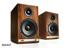 Audioengine HD6 Premium Powered Active Bluetooth Speakers (PAIR) Walnut - NEW