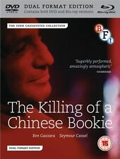 The Killing Of A Chinese Bookie - Ben Gazzara - New Blu-Ray & DVD