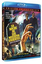 NIGHT OF THE LIVING DEAD (1968) **Blu Ray B** George A. Romero