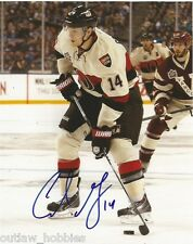 Ottawa Senators Colin Greening Signed Autographed 8x10 Photo COA