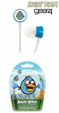 ANGRY BIRDS Gear4 In-Ear-Headphones Stereo Kopfhörer Ohrhörer Tweeters iPhone !!