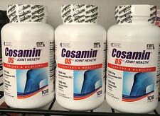 3X Cosamin DS Joint Health Supplement, 108 Capsules EXP 2019