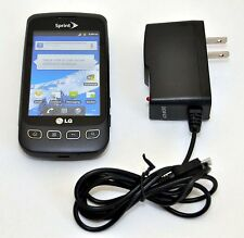 LG LS670 Optimus-S Sprint Cell Phone GRAY CDMA Android 2.2 WiFi 3G New-Batt gps