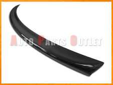 Carbon Fiber - Mitsubishi Lancer EVO 10th Trunk Boot Spoiler Wing Lip 2008-2013